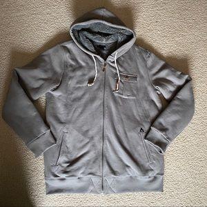 O'Neill Ballena Men's Full Zip Hooded Jacket - NWT